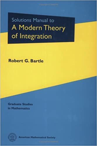 Amazon solutions manual to a modern theory of integration solutions manual to a modern theory of integration graduate studies in mathematics fandeluxe Gallery