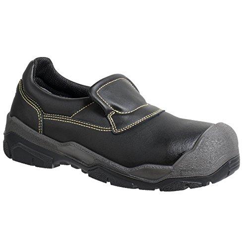 Ejendals 1550 - 39 - Taille 39 Jalas 1550 Chaussures De Sécurité Basses, Couleur: Noir