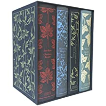 The Brontë Sisters Boxed Set: Jane Eyre, Wuthering Heights, The Tenant of Wildfell Hall, Villette (A Penguin Classics Hardcover)