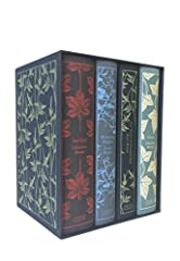 A beautiful boxed set of four Hardcover Classics by the Brontë sisters, including Wuthering Heights, Villette, Jane Eyre, and The Tenant of Wildfell Hall To celebrate the bicentennial of Charlotte Brontë's birth, Penguin Classics presents th...