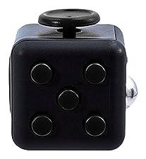 Oliasports Fidget Cube Relieves Stress & Anxiety, Black