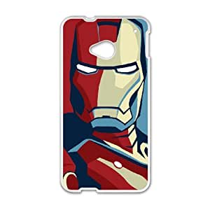 HTC One M7 Phone Case Iron Man SX28656
