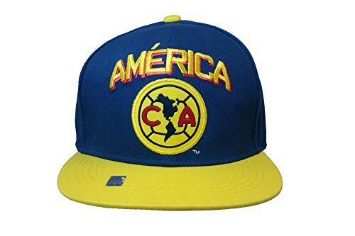 CA CLUB AMERICA OFFCIAL TEAM LOGO CAP / HAT - CA003 (Cap Club America)