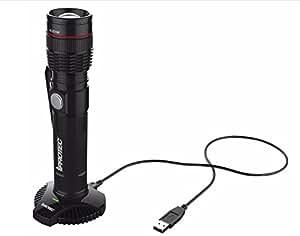 iProtec 500 Lumen Rechargeable Flashlight