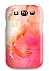 Special Design Back Ariana Grande Phone Case Cover For Galaxy S3