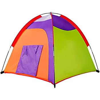 Kids Tent Colourful Curvy play tent Pop Up Tent Play Tents Indoor Outdoor Tent Great Game  sc 1 st  Amazon.com & Amazon.com: Kids Tent Colourful Curvy play tent Pop Up Tent Play ...