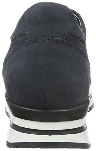 Hip D1011 Sneaker Basse Donna Blu blau 46co mc