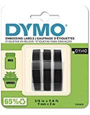 DYMO Embossing Tape Neon Labels, 3-Pack (1933353)