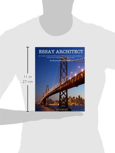 Amazon.com: Essay Architect Writing System - Teacher Guide for ...