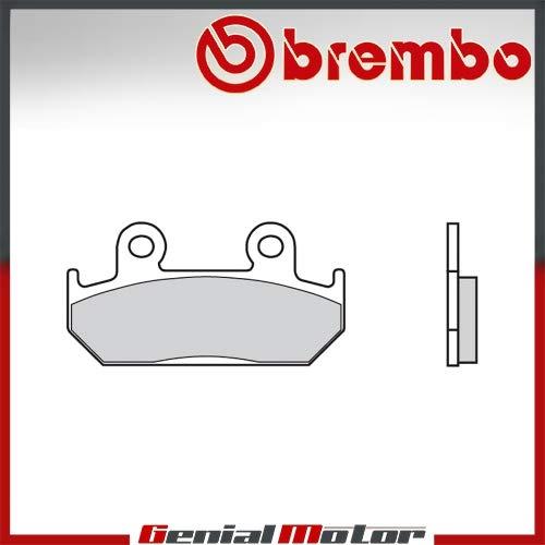 Pastiglie Brembo Freno Anteriori 07HO21.07 per CBR F 600 1987  1990