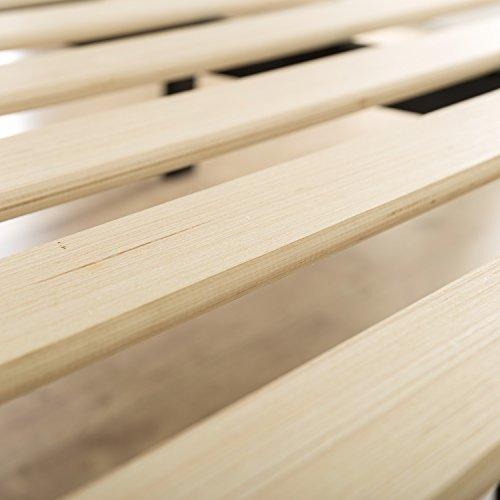 Zinus Quick Snap 18 Inch Platform Bed Frame Mattress
