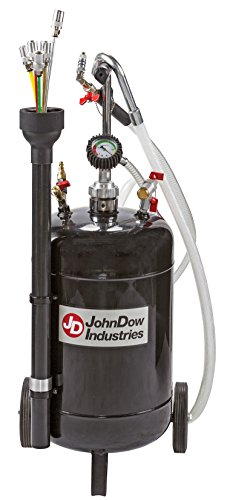 JohnDow Industries Crew Chief JDI-6EV 6 gallon Fluid Evacuator