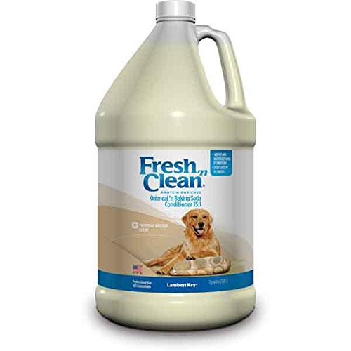 Oatmeal N' Baking Soda Conditioner Professional Dog and Cat Concentrate Gallon (Oatmeal Lambert Kay)