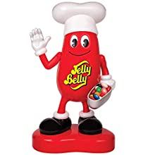 Mr Jelly Belly Standing Bean Dispenser Pull His Arm For A Scoop Of Treats