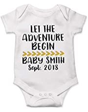Lucky Star Let The Adventure Begin, Pregnancy Announcement Baby, Reveal, Grandparents, Husband,