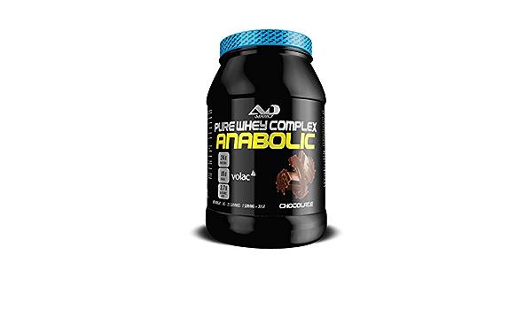 ADDICT SPORT NUTRITION - Protéines - Anabolic Whey Complex - Tri whey 80% - 1Kilo - Gout Chocolate