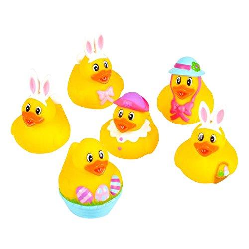 Rhode Island Novelty Easter Duckies
