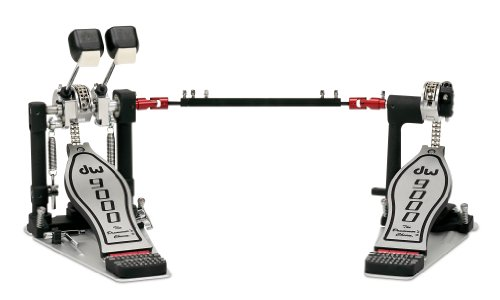 - DW DWCP9002PBL Lefty Double Bass Drum Pedal