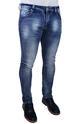 Jeans Collezioni 40 Bleu Homme Ak wRAqf