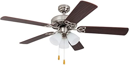 Prominence Home 80023-01 Fletcher Cove LED Ceiling Fan