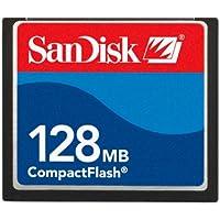 SanDisk SDCFB-128-A10 CompactFlash 128 MB