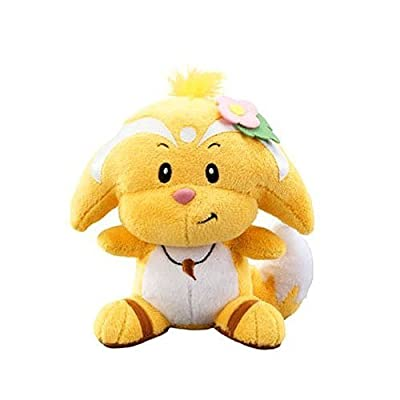 Neopets Plush Series 2 Island Kacheek with Keyquest Code: Toys & Games