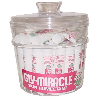 Gly-miracle Skin Humectant 50 Each 1/2 Oz. Tubes by Gly-Miracle