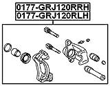4773034030 - Brake Caliper (Rear Right) For