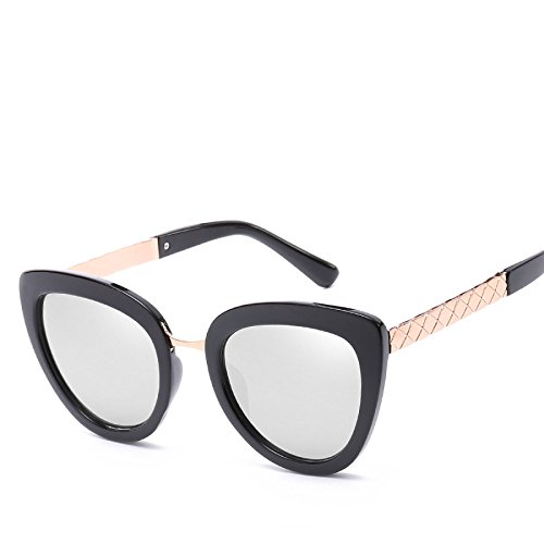 RinV Parasol Ojo Vintage Gafas De Sol Y No7 Europea Viajes De De Gafas Mujer Shoot Oceánicas Street Gato Estadounidense NO4 Moda De Gafas Senderismo Sol rv4Br
