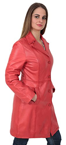Trench Femme Longues Manteau Red Goods Fashion Manches A1 tSxAwqgnA