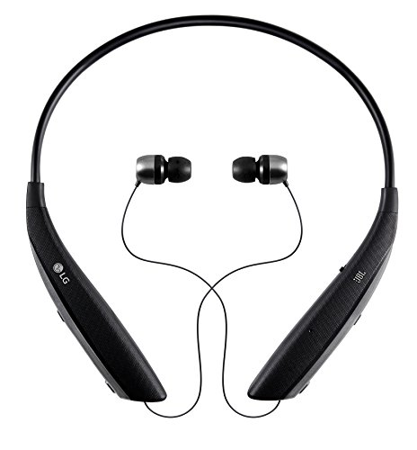 LG TONE ULTRA HBS-820 Wireless Headset - Black