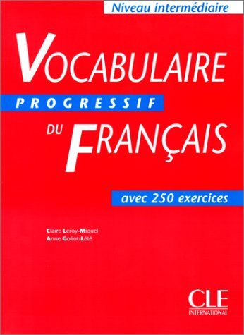 Full vocabulaire progressif du franais book series vocabulaire vocabulaire progressif du franais niveau intermdiaire fandeluxe Image collections