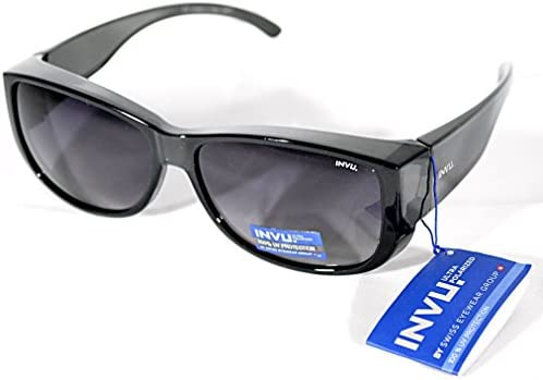 70fd8844f7 Sunglasses Suncover INVU and 2400 A Grey Polarized Lens 100% UV ...