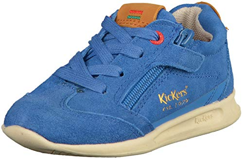 Bébé Kickers 18 Baskets Lightbleu BB Mixte qS4xaSwC