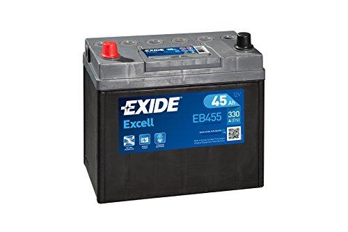 Exide 043Se Eb455 Car Battery 45 Ah: