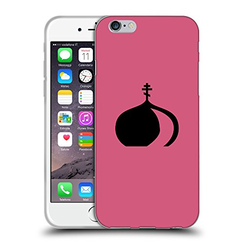 GoGoMobile Coque de Protection TPU Silicone Case pour // Q08380614 Religion 2 Rougir // Apple iPhone 6 4.7""