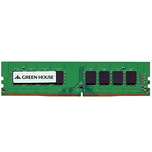 【SEAL限定商品】 グリーンハウス デスクトップ用 PC4-19200 PC4-19200 GH-DRF2400-8GB DDR4 8GB 永久保証 GH-DRF2400-8GB B078TK83M3 B078TK83M3, ミッカビチョウ:bdcf4ca1 --- arbimovel.dominiotemporario.com