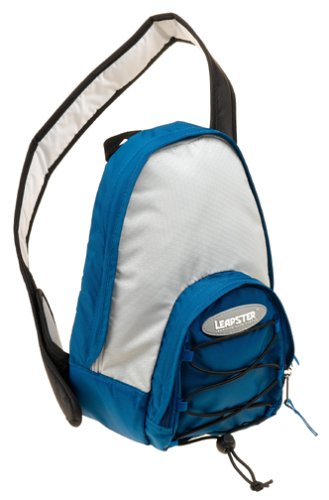 Leapster Kids Carry-It-All Backpack: Blue & Grey by LeapFrog (Image #2)