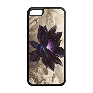 Fashion Magic The Gathering Personalized iPhone 5C Rubber Silicone Case Cover hjbrhga1544