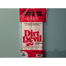 Dirt Devil Central Vacuum bags 7767-W - Genuine - 3 Pack