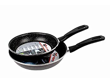 Vitrinor Línea Cocina - K2 Juego de 2 sartenes CM.22/26: Amazon.es ...