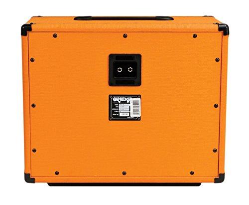 Orange Amplifiers PPC Series PPC112 60W 1x12 Guitar Speaker Cabinet Straight (Straight Guitar Speaker Cabinet)