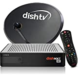 Dish TV NXT HD Set top box with 1 month New family and full on HD
