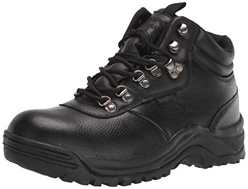 Propet Men's Cliff Walker Boot,Black,11 5E US
