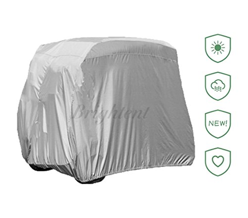 4 Passengers Golf Cart Cover For Yamaha EZ-GO Club Car Protection XGF2S Golf Cart Club Covers