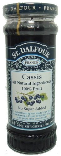 284gX6 this San Darufo all fruit spread Cassis