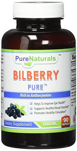 1000 mg bilberry - 8