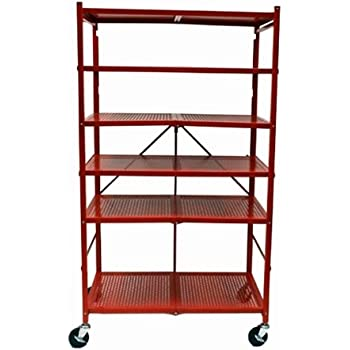 Amazon Com Origami R5 18hw Heavy Duty 6 Shelf Display