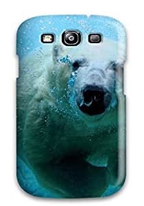 Hot Style YYJbJUg2855urAEr Protective Case Cover For Galaxys3(bear Animal)