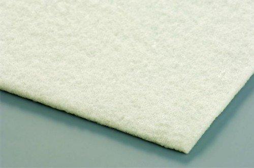 Ako Teppichunterlage TOPVLIES II für textile und harte Böden, Größe 240x290 cm